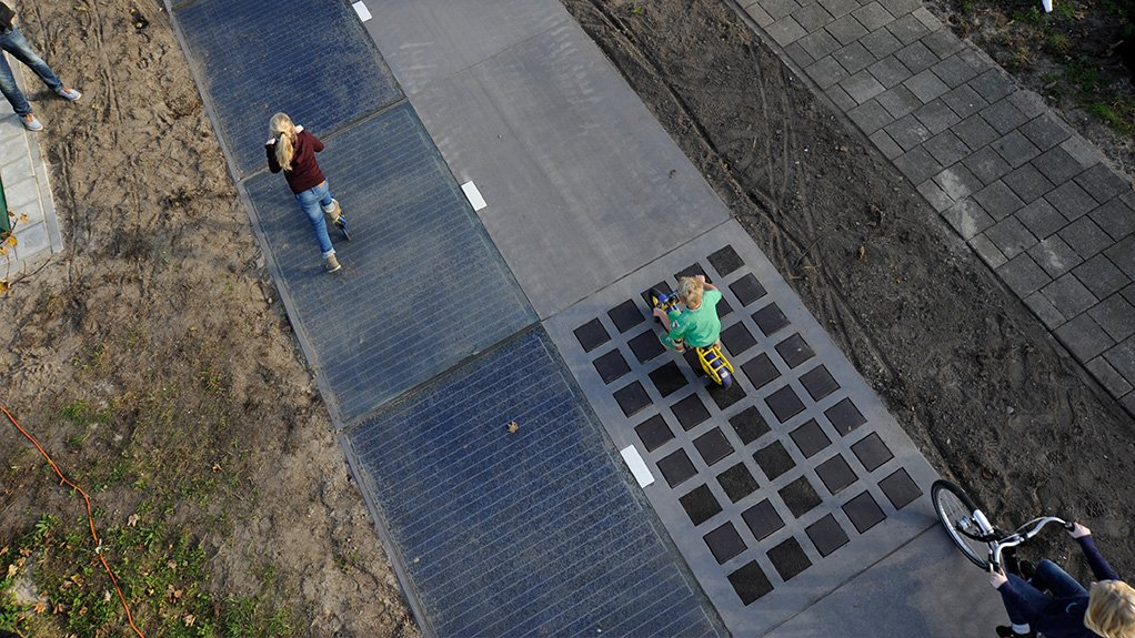 Dutch solar road proves successful, moves on to heavy traffic road trial