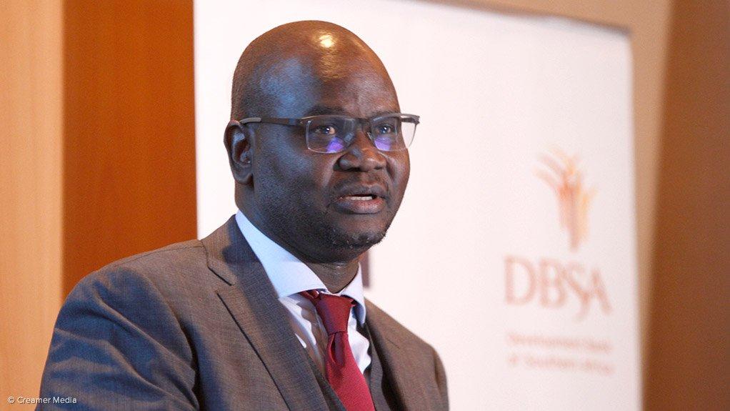 DBSA CEO Patrick Dlamini