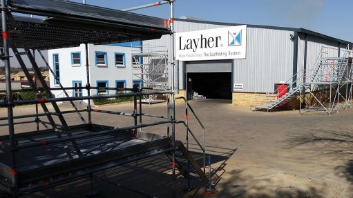 Layher (Pty) Ltd