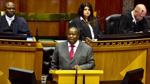 Infrastructure at heart of reprioritised, stimulus-aligned expenditure plan