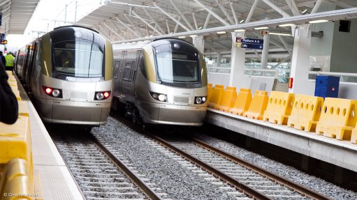 Announcement on preferred bidder for Gautrain rolling stock expected by year-end