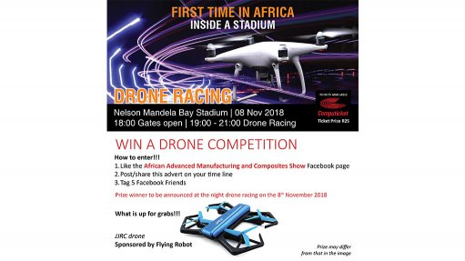 Drone Racing First For Port Elizabeth