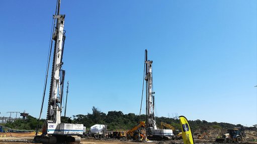 BTT starts construction on Richards Bay LPG storage facility