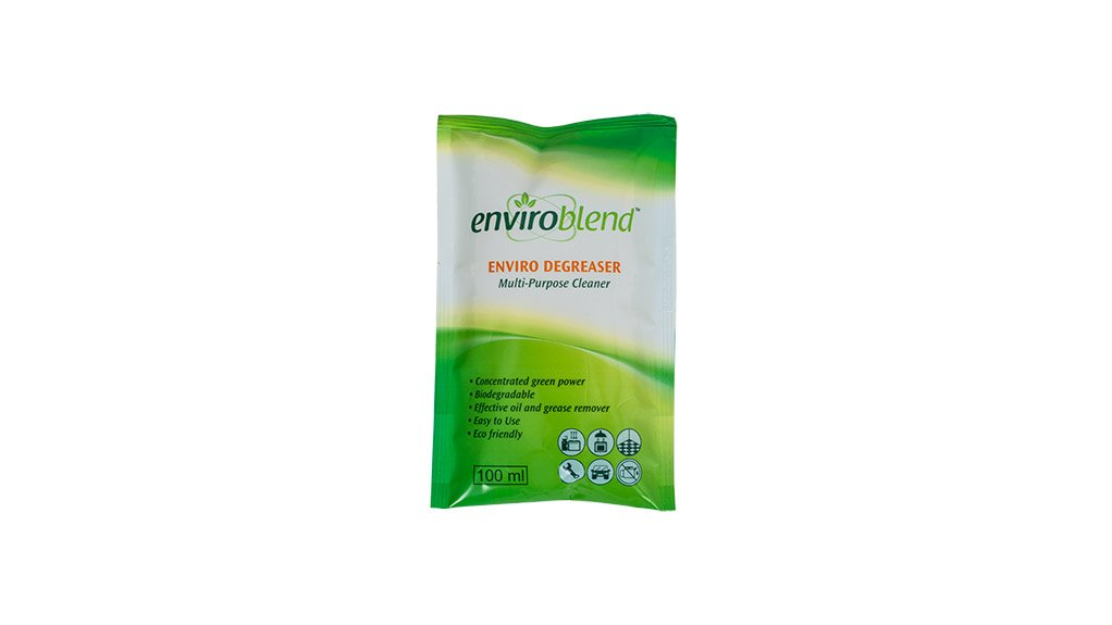 GREEN GREASE Green degreaser chemicals supplied for industrial applications are available from Blendwell Chemicals