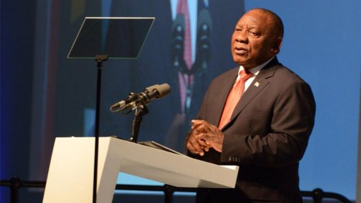 Ramaphosa declares end to 'investment strike' and unveils R290bn in commitments