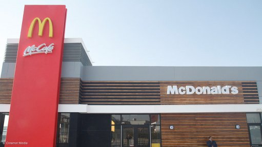McDonald's SA to invest R3bn in opening 120 new restaurants in 5 years