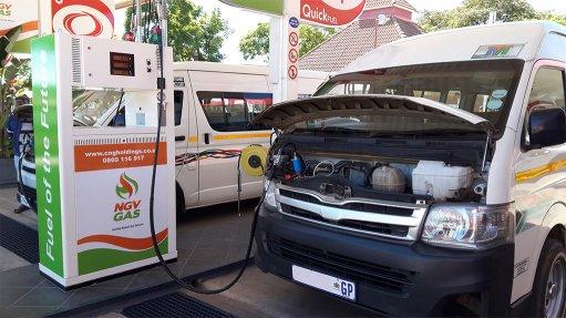 Natural gas cheaper than soaring diesel, petrol, says NGV Gas