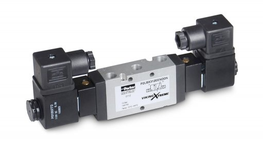 GROWTH OPPORTUNITY Parker Hannifin Sales Company South Africa has identified the integration of electronics into its range of hydraulic and pneumatic valve products as a growth opportunity
