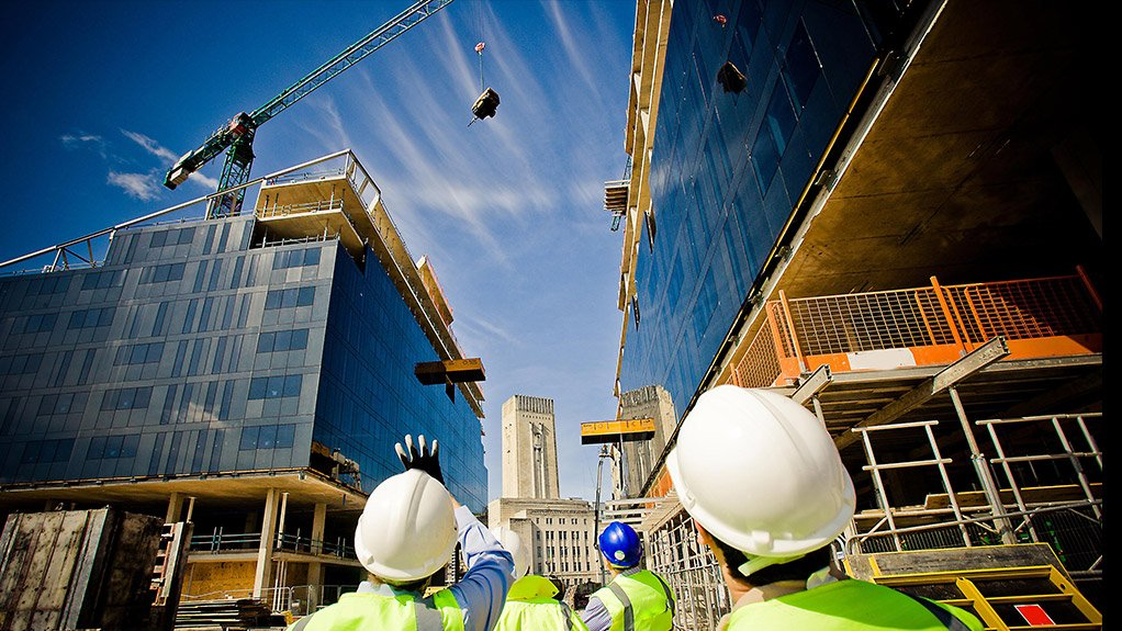 BUILDING BLOCKS Those seeking or offering services in the building industry should deal only with reputable clients