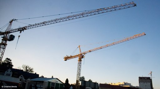 IRP could revive struggling construction sector