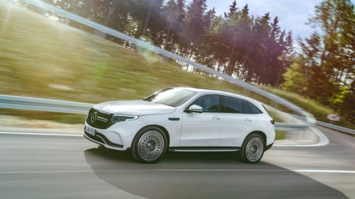 Merc's first electric car to make SA debut in 2019