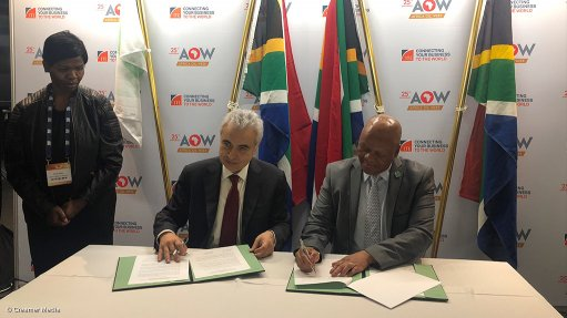 South Africa joins the IEA as an association country