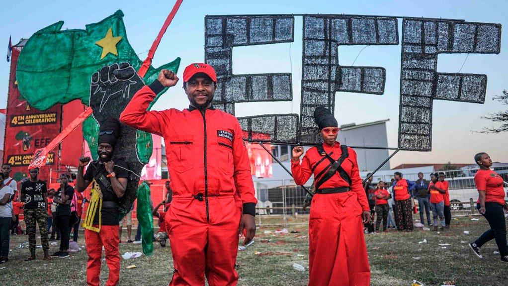 EFF MP Mbuyiseni Ndlozi