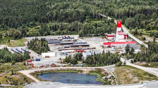 Beaufor mine, Canada
