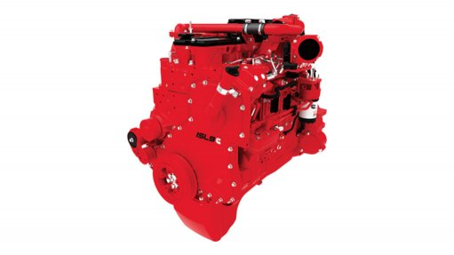 New Euro 6-rated engine suited to  buses and trucks