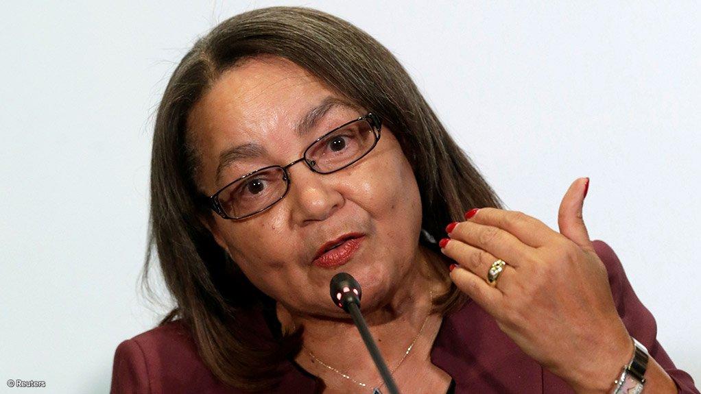 Former Cape Town Mayor Patricia de Lille