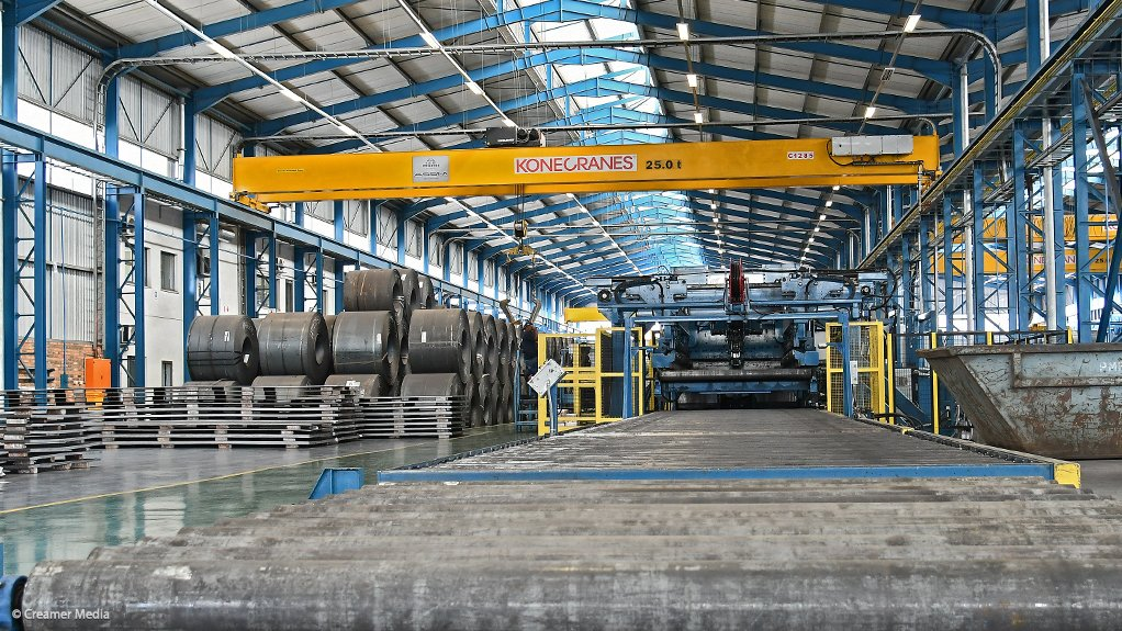 Allied Steelrode launches second stretcher leveller to meet growing demand