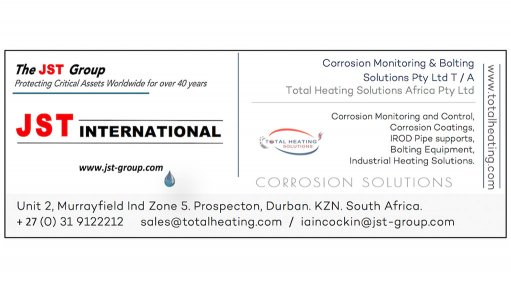 JST International / Corrosion Monitoring Solutions