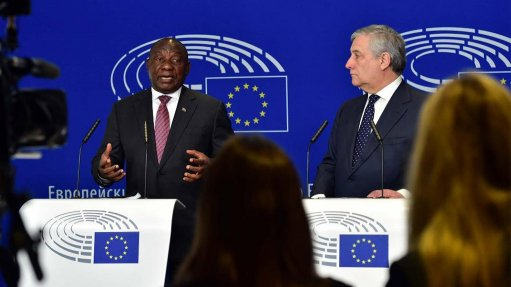 Land issue is a festering sore – Ramaphosa