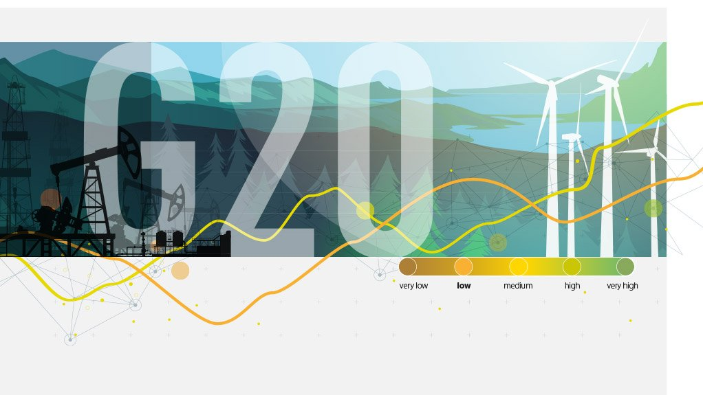 Brown to green: the G20 transition towards a low-carbon economy
