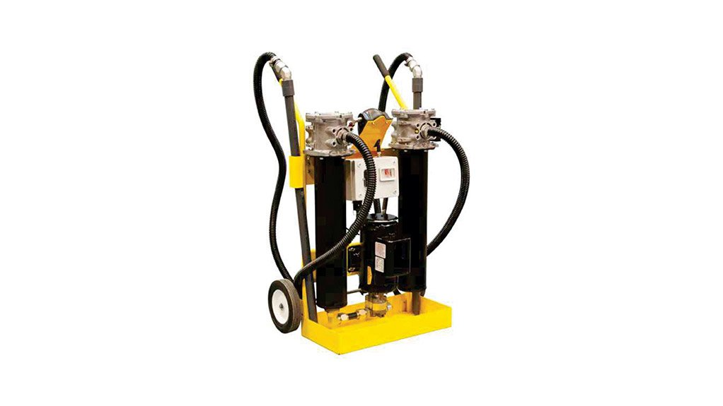 PORTABLE PARKER FILTRATION TROLLEYS