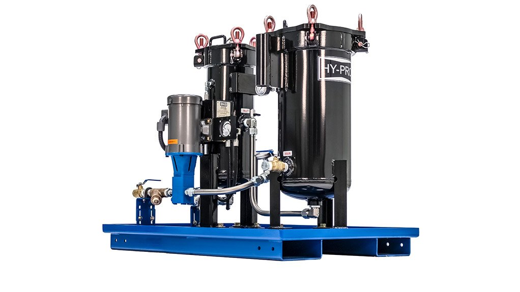 HY-PRO SOLUBLE VARNISH REMOVAL SYSTEM The Soluble Varnish Removal system attacks the source of the varnish problem on a molecular level, removing the oxidation by-products that form varnish deposits
