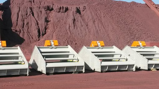 Manufacturer ensures top quality screens for iron-ore sector