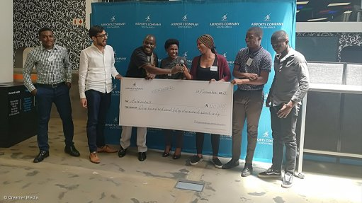 ACSA, Wits Access Management System challenge winner announced