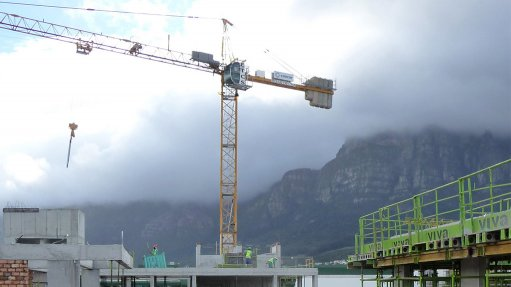 Construction company working on projects in Cape Town