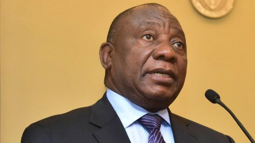 Ramaphosa merges Ministries in Cabinet reshuffle