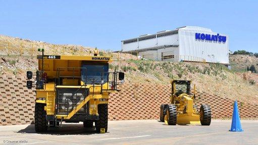 Komatsu Africa Holdings unveils multimillion-rand campus