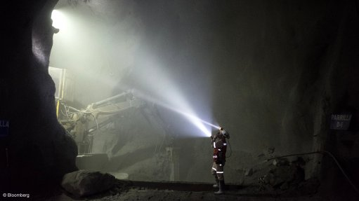 Mexico mining selloff worsens as concerns grow on law proposals