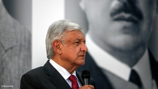 Mexico miners extend drop on policy angst; Southern Copper sags