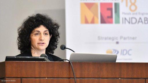 Busa CEO Tanya Cohen