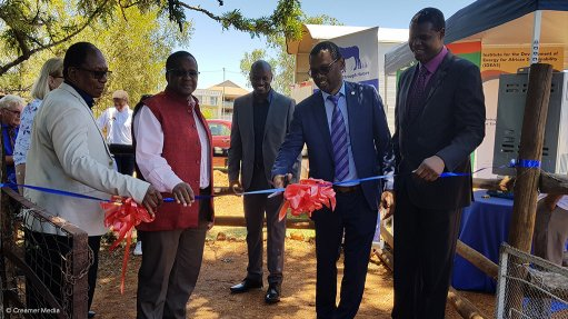 First institutional anaerobic digester launched at NPO's Johannesburg premises