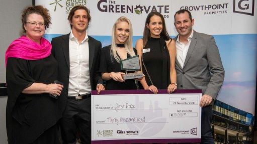 Universities excel in Greenovate Property and Engineering Awards
