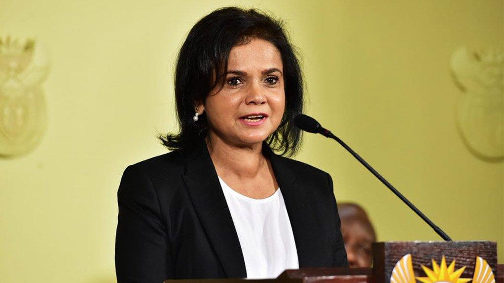 NDPP Shamila Batohi