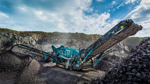 Ultra-efficient three shaft screen released for  mining industry
