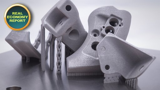 Additive Manufacturing in South Africa