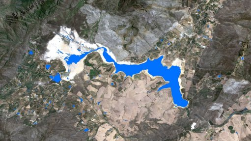 THEEWATERSKLOOF DAM WESTERN CAPE  Water is going to be the kingpin in just about every decision-making sector