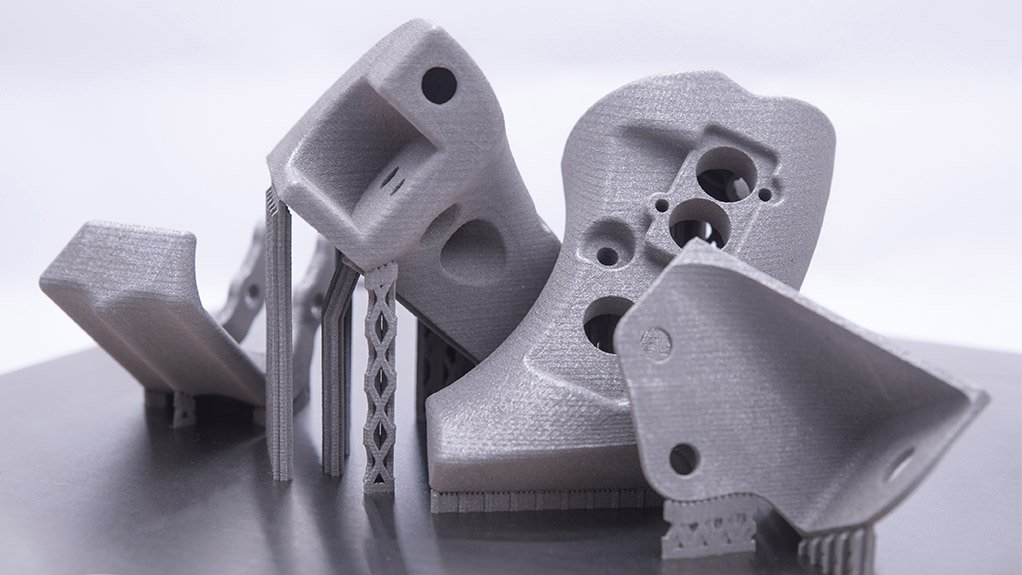 INDUSTRIALISING Components '3D-printed' in South Africa's Aeroswift machine