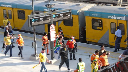 South Africa's 'dysfunctional' rail system root of many transport problems