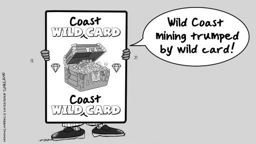 WILD COAST'S WILD CARD: