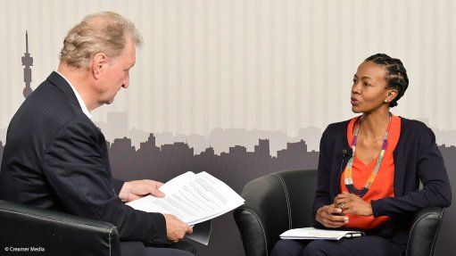 Enable meaningful participation, pleads Women in Mining chair