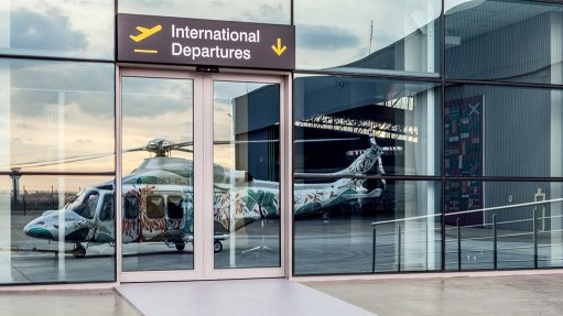 FBO goes international  at OR Tambo