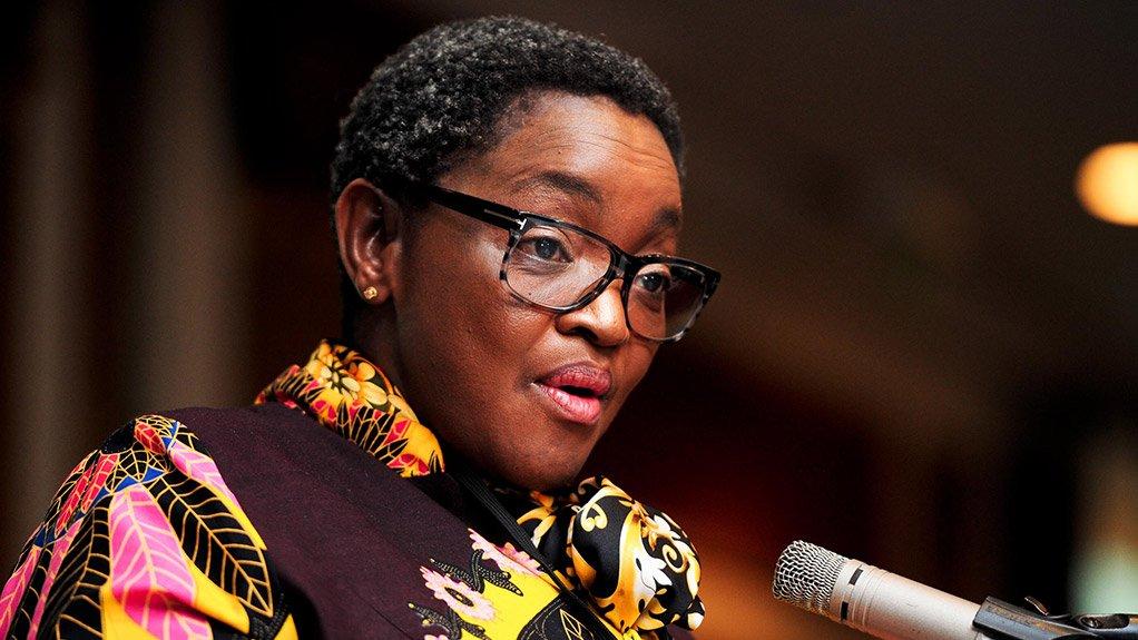 Minister for Women in the Presidency Bathabile Dlamini
