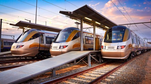 No compliant bids received for additional Gautrain rolling stock