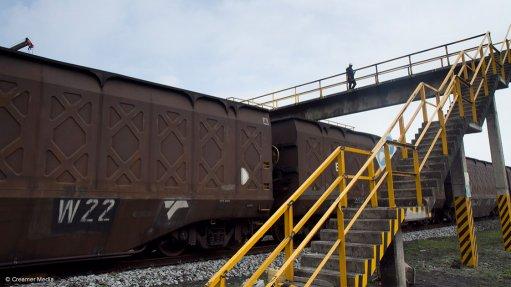 Transnet misses H1 export coal target