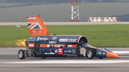 Bloodhound record attempt back on track as new funder steps in