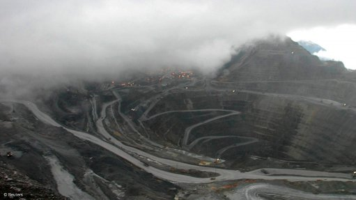 Indonesia forecasts drop in Grasberg copper concentrate exports in 2019